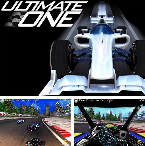 In addition to the game F1 Challenge for Android phones and tablets, you can also download Ultimate one: The challenge! for free.