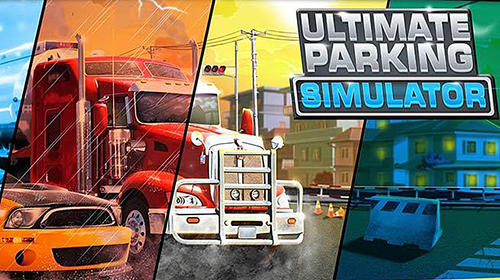 Ultimate parking simulator обложка