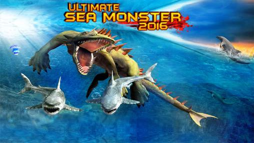 Ultimate sea monster 2016