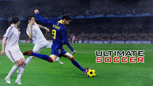 Ultimate soccer обложка