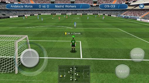 Ultimate soccer screenshot 5