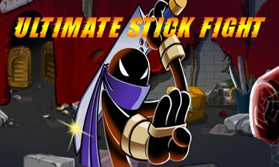Ultimate Stick Fight poster
