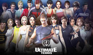 Ultimate tennis APK