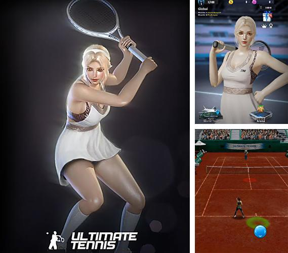 Ultimate tennis: Revolution