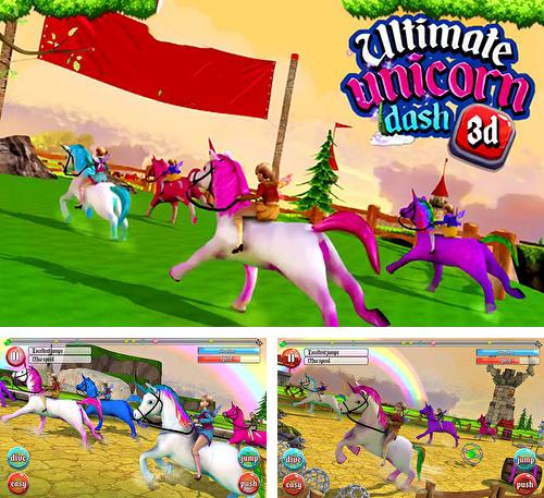 Unicorn Dash for Android - Download APK free