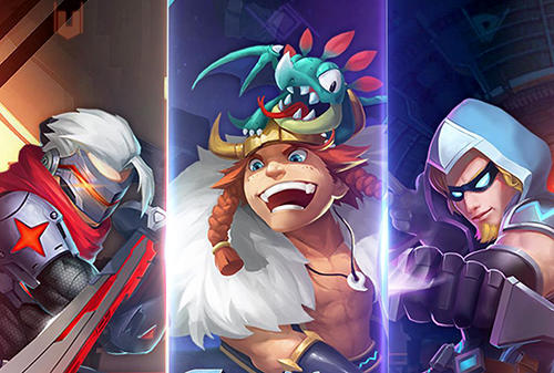 Screenshots von Ultimate war: Hero TD game. Epic hero defense für Android-Tablet, Smartphone.