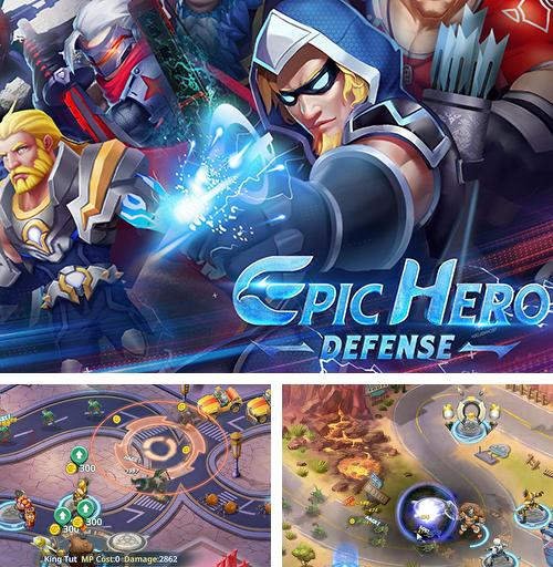 Zusätzlich zum Spiel Teemo Abwehr für Android-Telefone und Tablets können Sie auch kostenlos Ultimate war: Hero TD game. Epic hero defense, Ultimativer Krieg: Heldenhaftes TD-Spiel. Epische Heldenabwehr herunterladen.