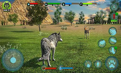 Ultimate wolf adventure 3D screenshot 3