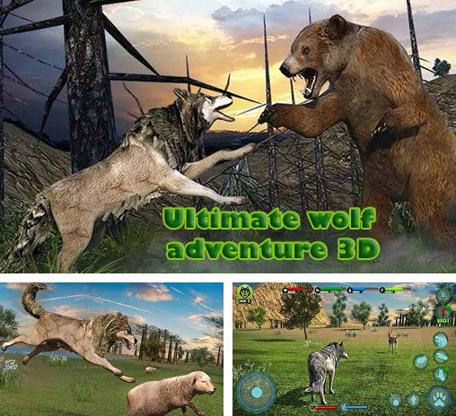 Ultimate wolf adventure 3D