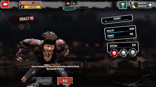 Baixe o jogo Ultimate zombie fighting para Android gratuitamente. Obtenha a versao completa do aplicativo apk para Android Ultimate zombie fighting para tablet e celular.