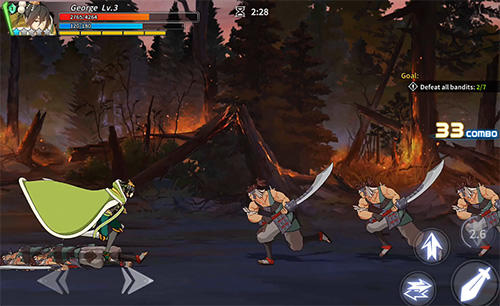 Ultra fighters for Android - Download APK free