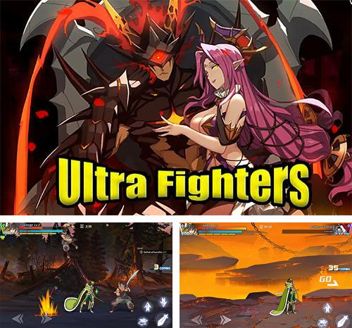 In addition to the game Guns and wheels zombie for Android phones and tablets, you can also download Ultra fighters for free.