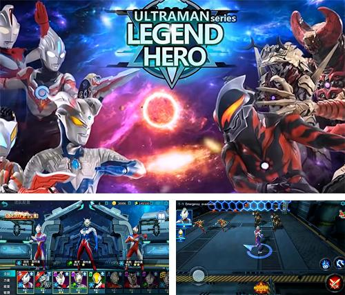 Ultraman legend hero