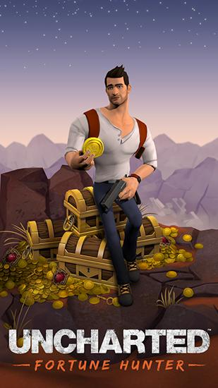 Uncharted: Fortune hunter обложка