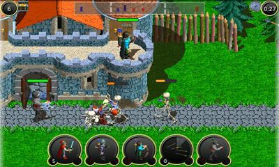 Undead Invasion screenshot 2