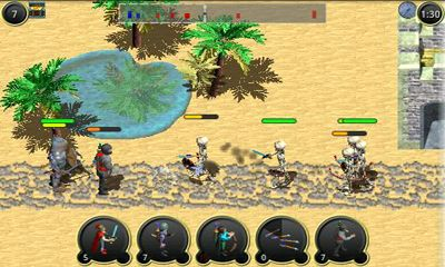 Undead Invasion screenshot 3