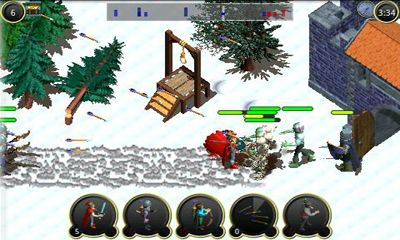 Undead Invasion screenshot 4