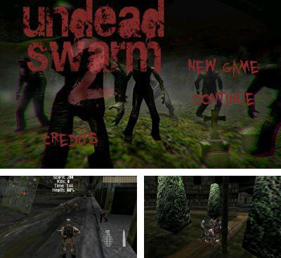 In addition to the game Toxin Zombie Annihilation for Android phones and tablets, you can also download Undead Swarm 2 for free.