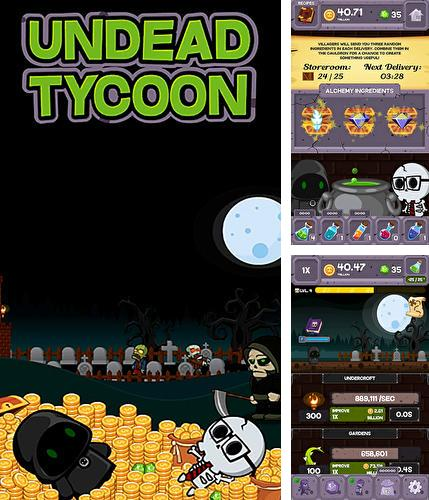 In addition to the game Loud house: Ultimate treehouse for Android phones and tablets, you can also download Undead tycoon for free.