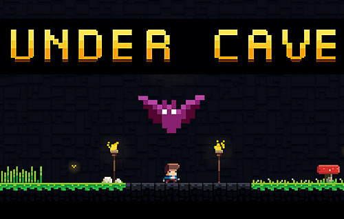 Under cave poster