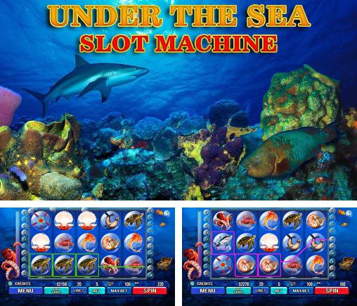 Under the sea: Slot machine