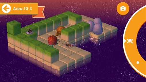 Under the Sun: 4D puzzle game скриншот 2