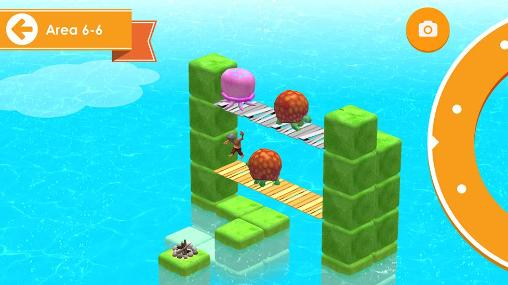 Under the Sun: 4D puzzle game скриншот 5