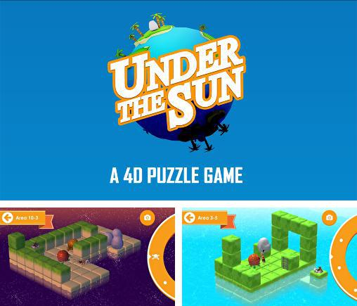 In addition to the game 3D X WaterMan for Android phones and tablets, you can also download Under the Sun: 4D puzzle game for free.