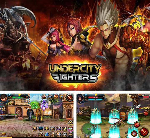 Undercity fighters