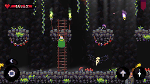 Undergrave: Pixel roguelike screenshot 1