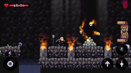 Undergrave: Pixel roguelike screenshot 2