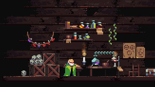 Undergrave: Pixel roguelike screenshot 4