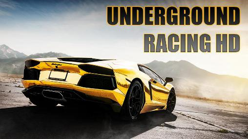 Underground racing HD poster