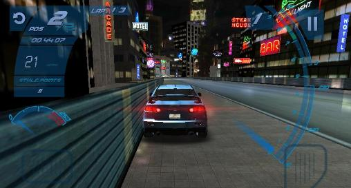 Underground racing rivals screenshot 3