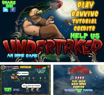 In addition to the game Azkend for Android phones and tablets, you can also download Undertaker for free.
