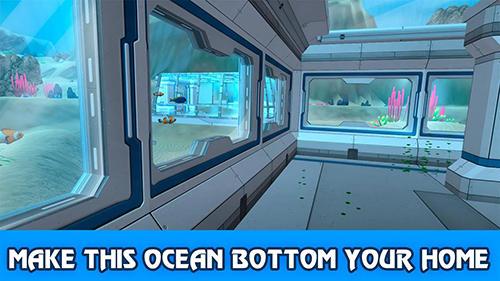 underwater survival simulator 2 pour android t l charger gratuitement jeu simulateur sous. Black Bedroom Furniture Sets. Home Design Ideas