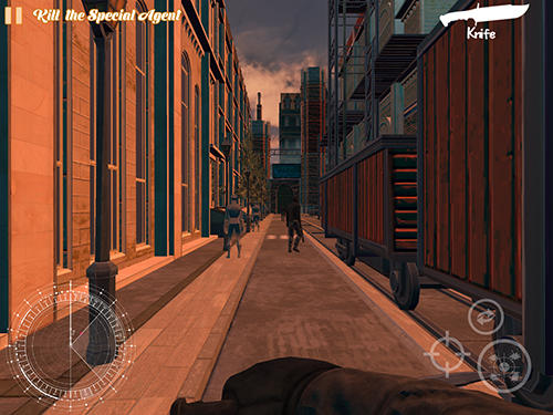 Underworld city crime 2: Mafia terror screenshot 1