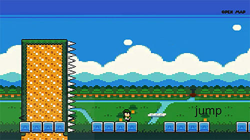 Unfair rage platformer screenshot 5