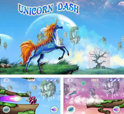 In addition to the game Saving Yello for Android phones and tablets, you can also download Unicorn Dash for free.