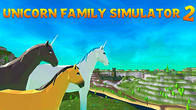 Unicorn Family Simulator 2: Magic horse adventure APK