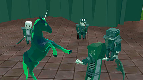 Unicorn Family Simulator 2: Magic horse adventure screenshot 2