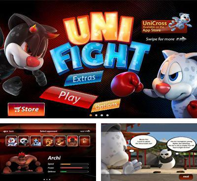 In addition to the game Steel: Street fighter club for Android phones and tablets, you can also download UNIFIGHT for free.