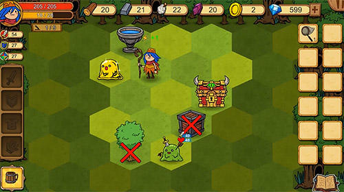 Download Unlikely heroes Android free game.