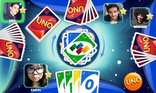 UNO & friends скриншот 2