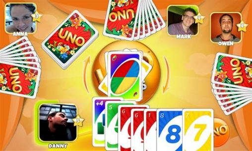 Screenshots von UNO & friends für Android-Tablet, Smartphone.