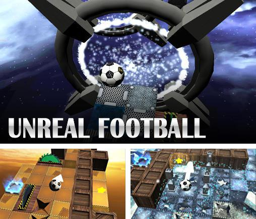 In addition to the game Splash pop for Android phones and tablets, you can also download Unreal football for free.