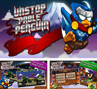 In addition to the game Swingworm for Android phones and tablets, you can also download Unstoppable Penguin for free.