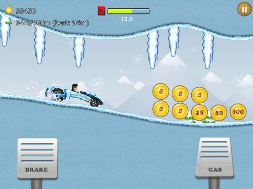 Capturas de pantalla de Up hill racing: Hill climb para tabletas y teléfonos Android.