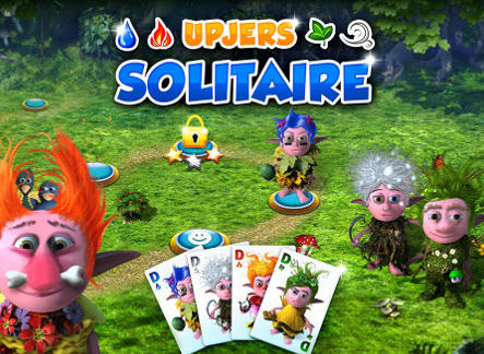 Upjers: Solitaire обложка