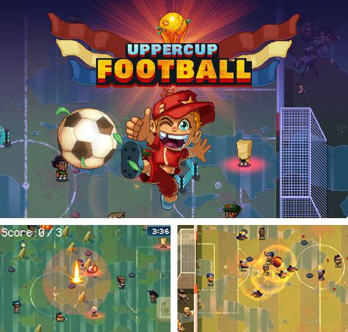 In addition to the game Soccer moves for Android phones and tablets, you can also download Uppercup football for free.